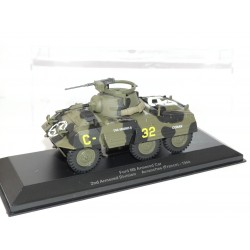 VEHICULE MILITAIRE N°09 Ford M8 Armored Car 1944 EAGLEMOSS 1:43