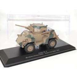 VEHICULE MILITAIRE N°13 Humber MkIV 1943 EAGLEMOSS 1:43
