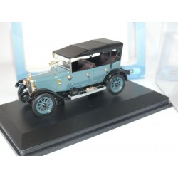 AUSTIN HEAVY TWELVE Bleu OXFORD DIECAST 1:43