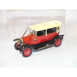 FIAT MOD 0 TORPEDO 1912 Rouge RIO 1:43