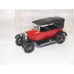 FIAT MODELE 501 TORPEDO SPORT 1914 Rouge RIO 1:43