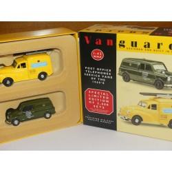 AUSTIN POST OFFICE TELEPHONES SERVICE VANS OF THE 1960'S VANGUARDS PO 2002 1:43