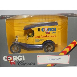 FORD MODEL T 1996 2nd AnniversaireCORGI 874 1:43
