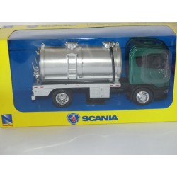 CAMION SCANIA CITERNE NEW RAY 1:43