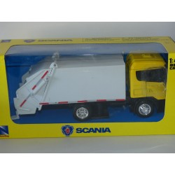 CAMION SCANIA POUBELLE NEW RAY 1:43