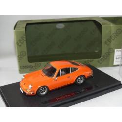 PORSCHE 911 S 1969 Orange EBBRO 44796 1:43