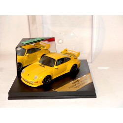PORSCHE 911 GT SPEEDGELB Jaune VITESSE 064A 1:43 Option Jantes Noires