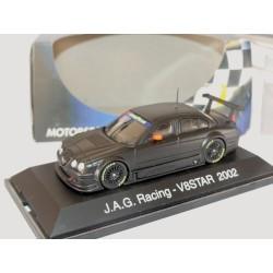 JAGUAR R TYPE  V8STAR TEST CAR Peinture Noir Mat SCHUCO 1:43
