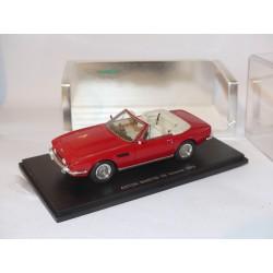 ASTON MARTIN V8 VOLANTE 1978 Rouge SPARK S0577 1:43