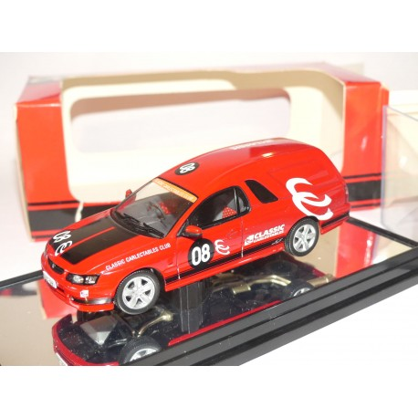 HOLDEN VY SS UTE 2008 Rouge CLASSIC CARLECTABLES 1:43