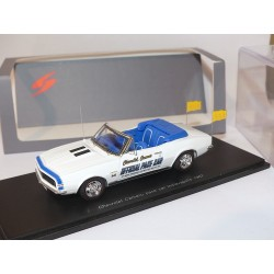CHEVROLET CAMARO PACE CAR INDIANAPOLIS 1967 SPARK S2613 1:43