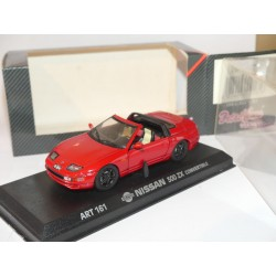 NISSAN 300 ZX CONVERTIBLE Rouge DETAILCARS 161 1:43