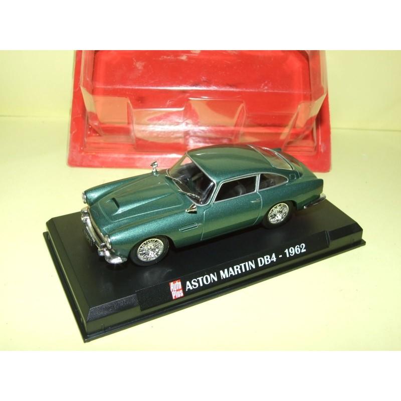 ASTON MARTIN DB4 1962 Vert AUTO PLUS 1:43