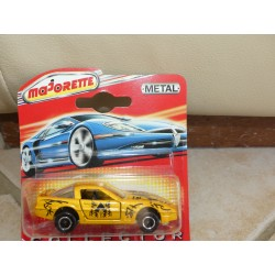 CHEVROLET CORVETTE C6 200 COLLECTOR MAJORETTE 220 1:60