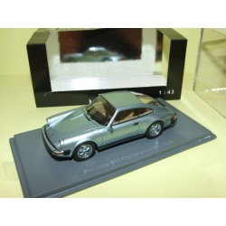 PORSCHE 911 CARRERA COUPE USA Bleu NEO 1:43