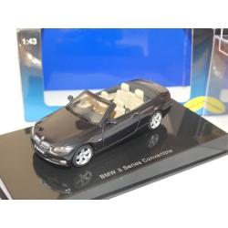 BMW SERIE 3 CONVERTIBLE E90 2007 Monaco Bleu AUTOART 1:43