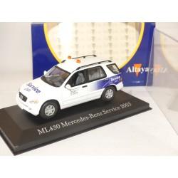 MERCEDES ML 430 Mercedes Service 2005 ALTAYA 1:43