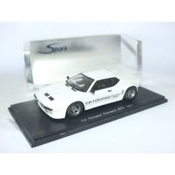 DE TOMASO GT5 1981 Blanc SPARK S0533 1:43