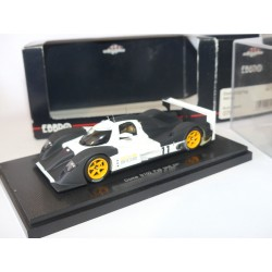 DOME S102 FUJI TEST CAR Noir Blanc EBBRO 1:43