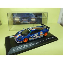 McLAREN F1 GTR N°24 LE MANS 1995 ALTAYA 1:43 4ème