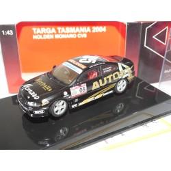 HOLDEN MONARO CV8 N°5 TARGA TASMANIA 2004 AUTOART 1:43