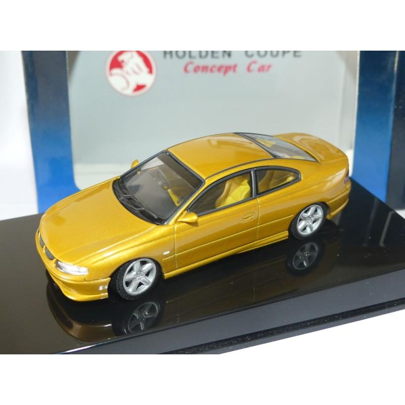HOLDEN COUPE CONCEPT CAR Bronze AUTOART 1:43