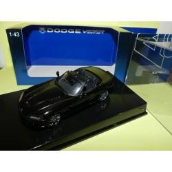 DODGE VIPER SRT-10 2003 Noir AUTOART 1:43
