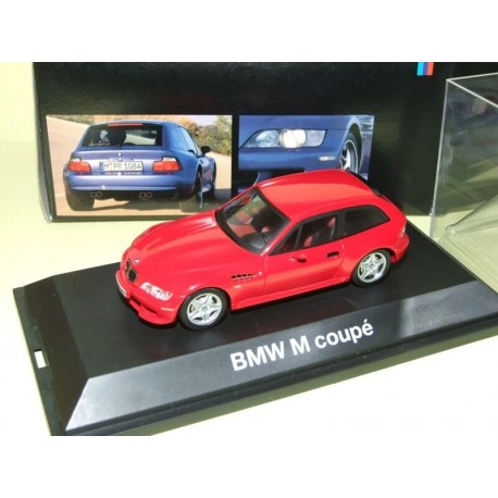 BMW M COUPE Rouge SCHUCO 1:43