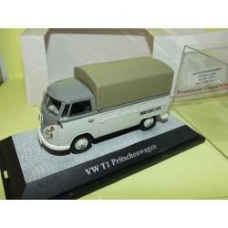 VW COMBI T1 PRITSCHENWAGEN Gris PREMIUM CLASSIXXS 1:43