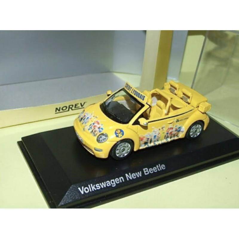 VW BEETLE Tour De France CREDIT LYONNAIS NOREV 1:43