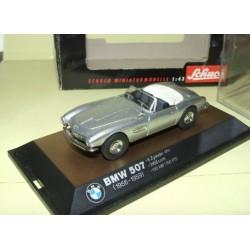 BMW 507 CABRIOLET 1956-59 Gris Argent SCHUCO 1:43