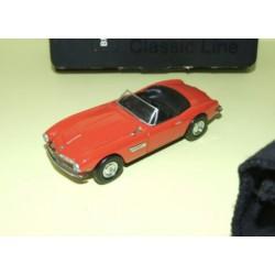 BMW 507 Rouge 1956-1959 SCHUCO 1:43 en boite carton