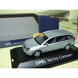OPEL VECTRA CARAVAN C Phase 1 Gris SCHUCO 1:43