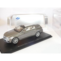 MERCEDES FASCINATION CONCEPT CAR 2010 SPARK S1057 1:43