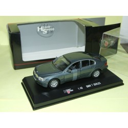 BMW SERIE 7 E66 Gris HIGH SPEED 1:43