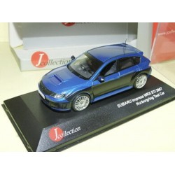 SUBARU IMPREZA WRX STi 2007 Test Car Nurburgring J-COLLECTION 1:43
