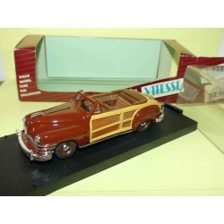CHRYSLER TOWN & COUNTRY I Bordeaux VITESSE 490 1:43