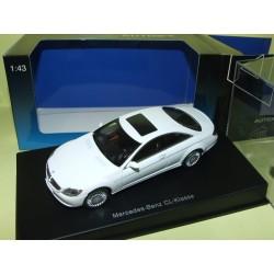 MERCEDES CLASSE CL C216 Blanc AUTOART 1:43