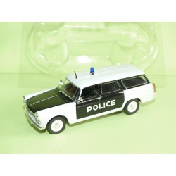 PEUGEOT 404 BREAK POLICE NOREV 1:43 sous coque