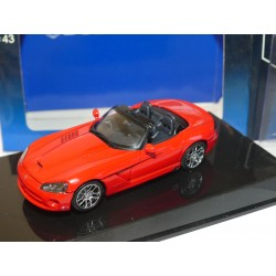 DODGE VIPER SRT-10 2003 Rouge AUTOART 1:43