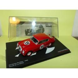 LANCIA AURELIA B20 GT N°39 LE MANS 1952 ALTAYA 1:43 6ème 1er Cat