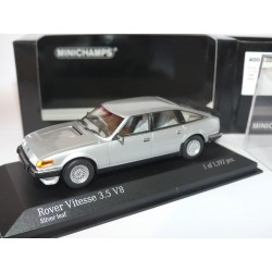 ROVER VITESSE 3.5 V8 1986 Gris MINICHAMPS 1:43