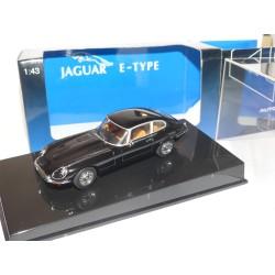 JAGUAR TYPE E COUPE SERIE III V12 Noir AUTOART 1:43