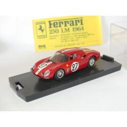 FERRARI 250 LM N°27 Le Mans 1965 BEST BOX 1:43