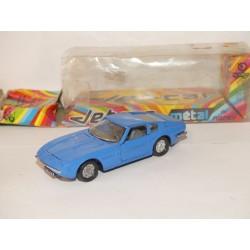 MASERATI GHIBLI Bleu NOREV Jet Car N°820 1:43 boite abimée