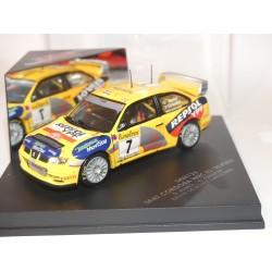 SEAT CORDOBA E2 WRC RALLYE MONTE CARLO 1999 AURIOL VITESSE SKM126 1:43