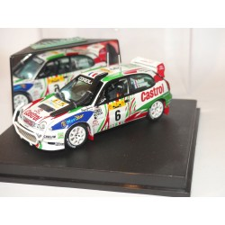 TOYOTA COROLLA WRC SAFARI RALLYE 1998 D. AURIOL VITESSE V98198 1:43