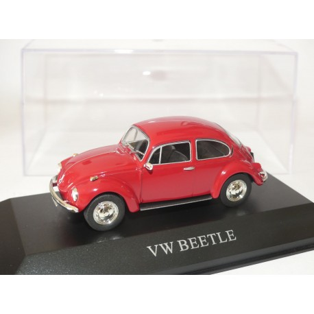 VW COCCINELLE Rouge ALTAYA 1:43