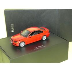 BMW SERIES 3 E36 COUPE Rouge MINICHAMPS 1:43