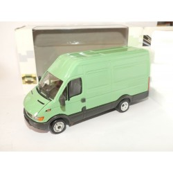 IVECO DAILY FOURGON Vert AGRITEC ROS 1:43